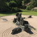 Jardin zen d'Eric Borja à Beaumont-Monteux