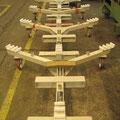 am Fertigung von Transportvorrichtungen für die Luftfahrt