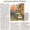 Einbruchschutz und barrierefreies Wohnen