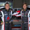 Marcello Puglisi e Nicola De Marco - GT Open Mercedes SLS GT3 AMG - Spielberg (Austria)