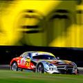 Marcello Puglisi e Nicola De Marco - GT Open Mercedes SLS GT3 AMG - Monza