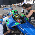 Marcello Puglisi - Italian Formula Master - Magione (PG)