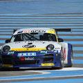 Marcello Puglisi e Matteo Beretta - GT Open - Porsche 997 GT3 R - Le Castellet (Francia)
