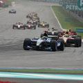 Marcello Puglisi - GP2 Asia - Sepang (Malesia)