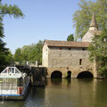 Écluse du Moulin de Coty à Cahors