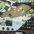 夢幻の風 159×149cm 綿布 第30回京都工芸美術作家協会展・協会奨励賞