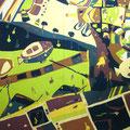 チュッペリン 145×155cm 綿布 日展・入選