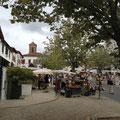 domaine de Millox, le marché des potiers à La Bastide Clairence