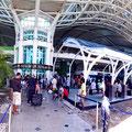 Empfangshalle Flughafen Bali (International)