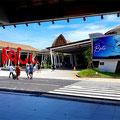Empfangshalle Flughafen Bali (National)
