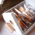 クッキーすばこボックス10枚セット 2500yen
