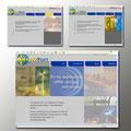 Diseño Web de Interface. Empresa Sueca