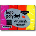 KATO POLYCLAY COLOR SET TONI CALDI EURO: 5,30