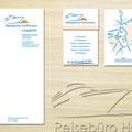 Entwicklung von Logo/Briefbogen/Visitenkarte