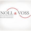 Logoentwicklung Steuerbüro u. Rechtsanwalt Noll & Voss in Hamburg