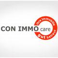 Logoentwicklung Con Immo care, Beratung und Verkauf von Immobilien, Lübeck