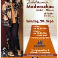 Gestaltung Plakat Herbst-Winter-Modenschau