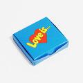 Сувенирный шоколад Love is