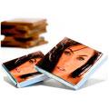 Шоколадные плитки 5-граммовые бельгийского шоколада