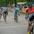 Marcel Seidel sprintet noch auf Platz neun