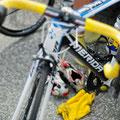 Unser Rennrad: Das Merida Reacto 907