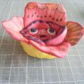 宇宙人ナンバー11:薔薇型(側面)