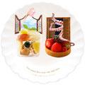 コトワザ11 【You cannot have your cake and eat it . 】ケーキは食べるか取っておくか、どちらかだ(ケーキは食べてしまえば、取っておくというわけにはいかない。 食べれば、当然なくなってしまう。 両立が不可能なことをたとえていう。)