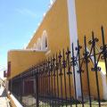 Das Koloniale Stadtbild von Izamal