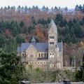 Abbaye de Clervaux: 25 km de la grange de Max