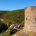 Esch-sur-Sûre: Luxemburgische Ardennen