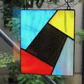 習いたてに作ってもらう初心者練習用パネルです。個人の好みによって色の組み合わせが違います。