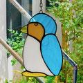 初心者用2作目に作ってもらうペンギン。色選びやデザインに結構作者の個性が出て面白いです。