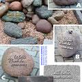 Urnengrabstein für einen Bruder