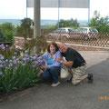 Roswitha & Werner zu Besuch in Deutschland - Mai 2011