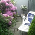 Terrasse von Mike