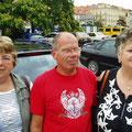 Mit Edeltraud & Siggi in Tschechien