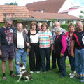 Roswitha & Werner zu Besuch - Mai 2011
