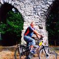 Fahrradtour zur Arnsburg