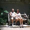 San Antonio - Roswitha und Werner