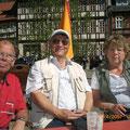 Ausflug nach Stolberg mit Ekkehard