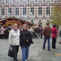Erfurter Weihnachtsmarkt (Margrid & Carolin)