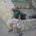 San Antonio - Posen für die Kamera