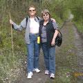 Wandern im Kyffhäuser-Wald