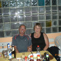 Grillen bei Christa & Ingo - 21.08.2009