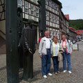 Ausflug nach Stolberg