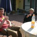 Ostern 2009 - Juliane und Mario