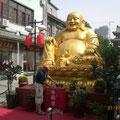Tianjin Tianhou Palace - Buddha Statue