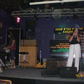 Karaoke Abend - Roswitha singt