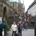 Erfurter Weihnachtsmarkt (Wir beide)
