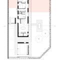 Plan RdC - Espaces extérieurs hiérarchisés et qualifiés